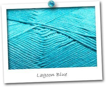 SUN - coloris LAGOON BLUE