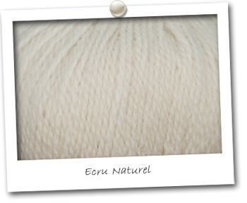 INCA - coloris ECRU NATUREL
