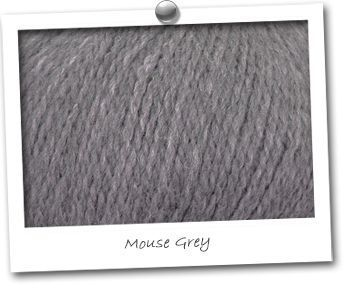 INCA - coloris MOUSE GREY
