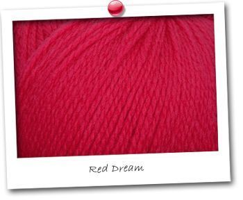 INCA - coloris RED DREAM