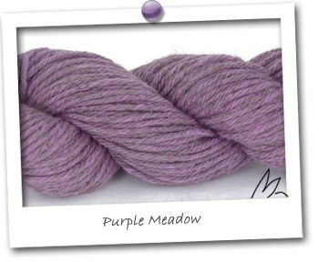 Yack Color - Purple Meadow