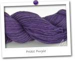 Yack Color - Priest Purple