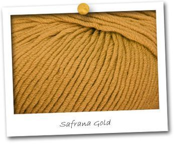 MERINOS MEDIUM - coloris SAFRANA GOLD