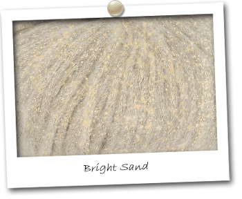 Alpaga shine - Bright Sand