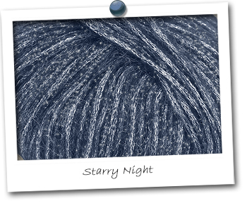 Alpaga shine - Starry Night
