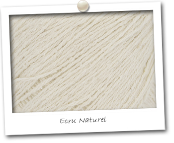 BIOSOFT SILK - coloris Ecru naturel