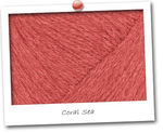 BIOSOFT SILK - coloris Coral sea