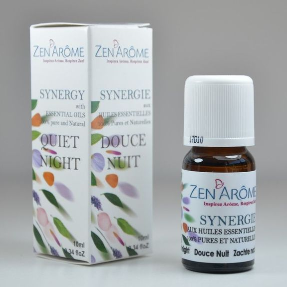 Synergie d'huiles essentielles 3