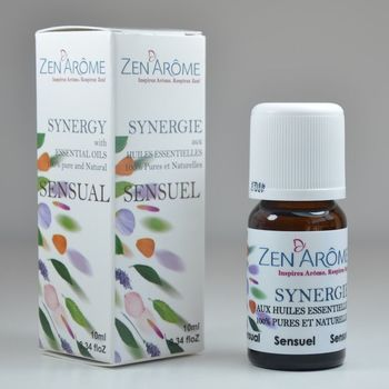 Synergie d'huiles essentielles 1