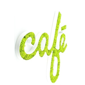 "Deco patch ""café"""