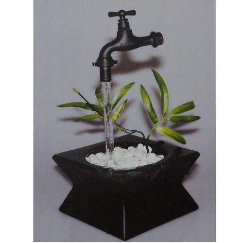 Fontaine design d 39 int rieur magique kyoto made in france for Fontaine decorative interieur pas cher