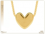Pendentif Perle d'Eau Douce Blanche AAA - REF : LOVE-OR-OD01