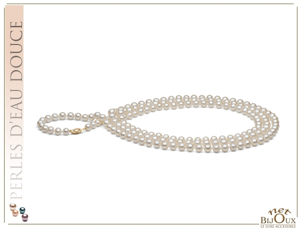 Long collier de perles REF : OD201AL130