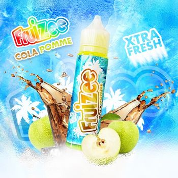 Cola Pomme - Fruizee - Eliquid France