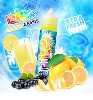 Citron Cassis - Fruizee - Eliquid France
