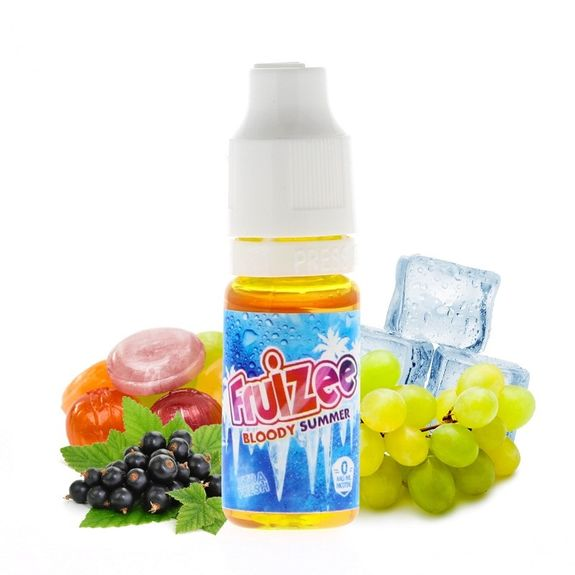 Bloody Summer Booster 18 mg - Fruizee - Eliquid France