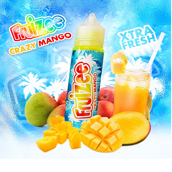 Crazy Mango - Fruizee - Eliquid France