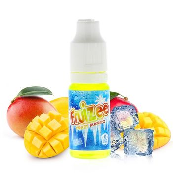 Crazy Mango Booster 18 mg - Fruizee - Eliquid France