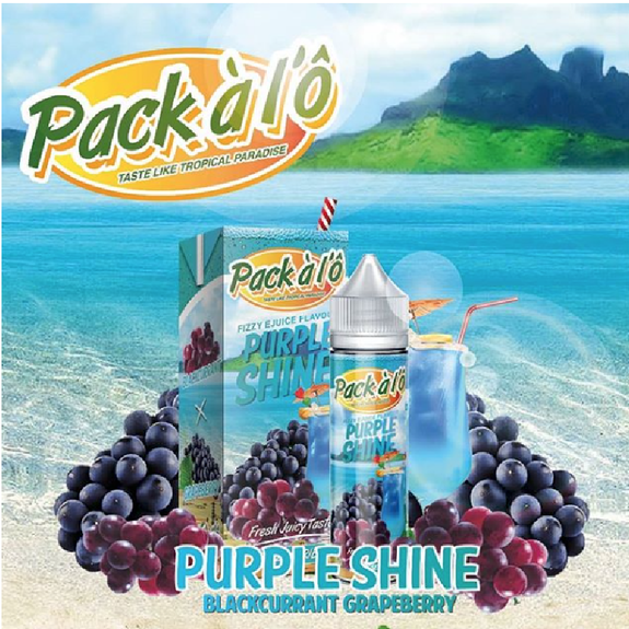 Purple Shine - Pack A l'O