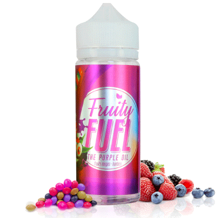 The Purple Oil - Fruity Fuel