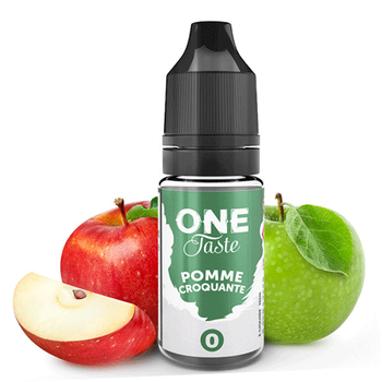 Pomme Croquante - E-Tasty
