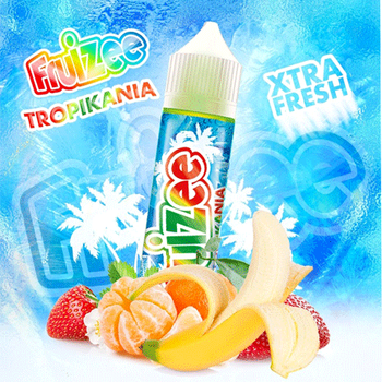 Tropikania - Fruizee - Eliquid France