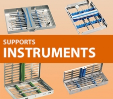 Supports instruments