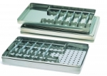 Stainless Steel Tray 28 x 18