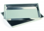 STAINLESS STEEL TRAY 20 X 15