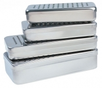 Stainless Steel Perforated Boxes
