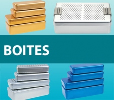 Boites et Containers