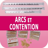Arcs et contention