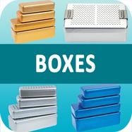 Boxes and Containers