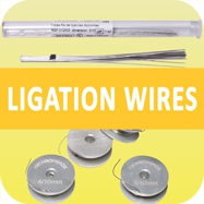 Ligature Wires