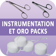 Oro-pack et Instruments