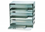 28 x 18 STAINLESS STEEL DISPLAY FOR  TRAY 28 x 18 EMPTY