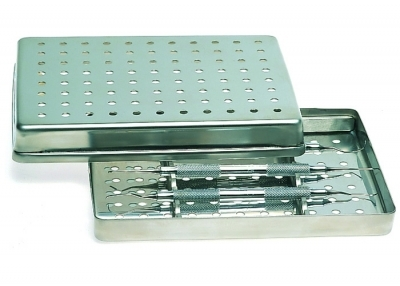 18 x 14  STAINLESS STEEL TRAY PERFO