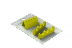 Réassort silicones :  Easy Tray 18x5 - 3 instruments