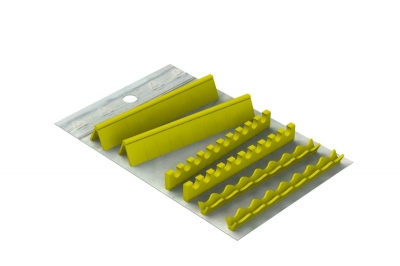Silicones Refill for: Ergo Clip or Flexi Clip 20 Mixte