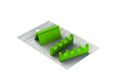 Silicones Refill for: Easy Tray 18x5 - 4 instruments