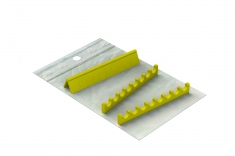 Silicones Refill for: Ergo Clip or Flexi Clip 10 With 8 instruments