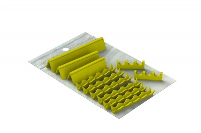 Réassort silicones: Easy Tray 28 x 18 - 3 instruments + vague