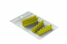 Silicone Refill for: Cassette 18 x 7 Version 5 Instruments