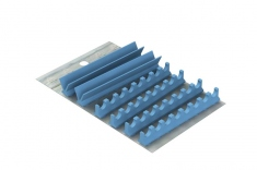 Silicone Refill for: Cassette 28 x 18 Version 16 instruments