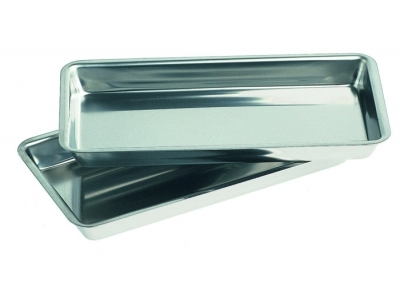 20 x 10  STAINLESS STEEL TRAY