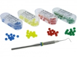 Silicone Color Code Rings