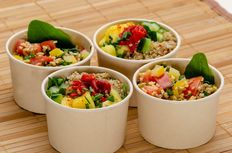 Coffret 12 mini salades - Spring Break