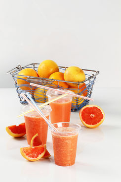 Jus de fruits frais pressés - orange pamplemousse 1l