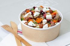 "Pokebowl Veggie ""Winter"" - pour 8-10 personnes"