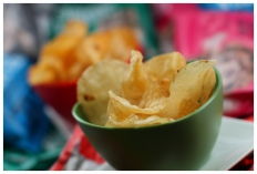 "Chips Real Crisps ""Hand Made"""